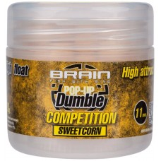 Бойлы Brain Dumble Pop-Up Competition SweetCorn 11mm