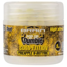 Бойлы Brain Dumble Pop-Up Competition Pineapple N-butiric 9mm