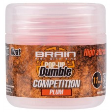 Бойлы Brain Dumble Pop-Up Competition Plum 11mm