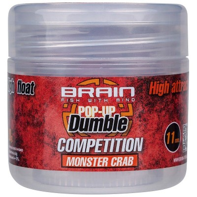 Бойлы Brain Dumble Pop-Up Competition Monster Crab 11mm