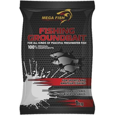 Прикормка MegaFish Fishing Ground Bait 1kg анис