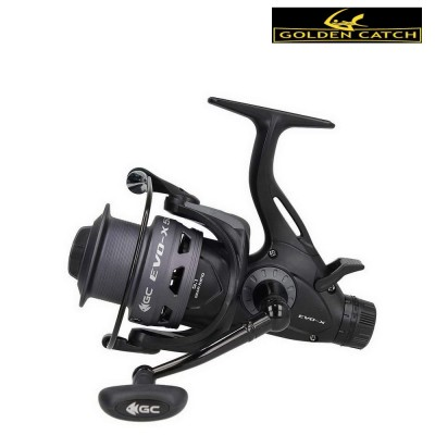 Катушка Golden Catch EVO-X 4000 BR