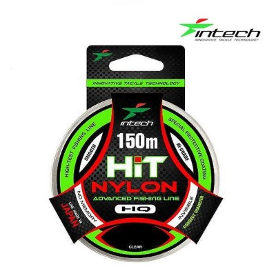 Леска Intech HIT Nylon 150m 0.355mm/9.2kg