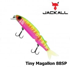 Воблер Jackall Tiny Magallon 88SP dragon fruit mat tiger