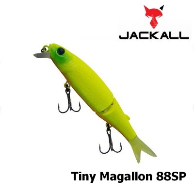 Воблер Jackall Tiny Magallon 88SP mat chart